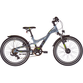 s'cool XXlite 20 7-S Childrens Bike alloy grey